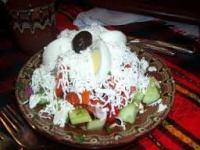 Image result for shopska salad khas negara bulgaria